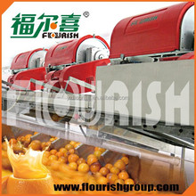 Hot sale natural fruit juice concentrate production line