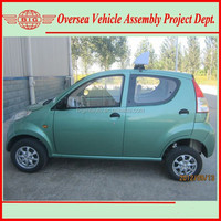 Electric Car 5KW Electric Motor Power 4 seater electric car with competitive price