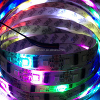 top quality digital multicolor 5050 led strips 8806
