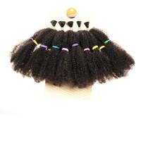 REBECCA HAIR BEST SELLING 100% dye for synthetic hair extension NOBLE KINKY BULK