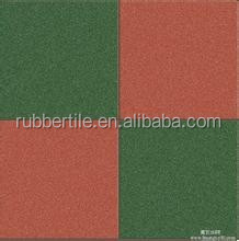 Rubber floor type used basketball floors for sale