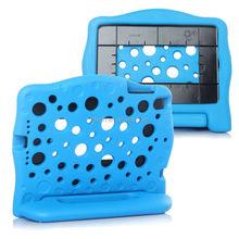 new fashion Hollow EVA shockproof case for iPad mini 1 2 3,kids tablet case for ipad mini