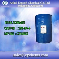Ethyl formate coconut rice and rice derivatives