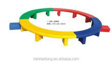 Sensory integration training Toys,Kids toy single-plank bridge