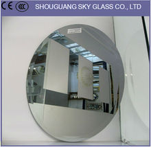 2mm-6mm Bathroom Mirror, Wall Mirror, Decorative Mirror Use In Furniture, Decorative