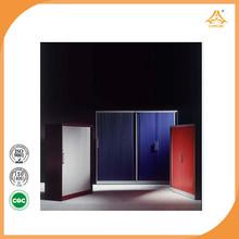 Colors Modern popular sliding metal filing cabinet office furniture