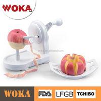 2 In 1Manual Apple Peeler And Corer Set of Plastic Apple Slicer