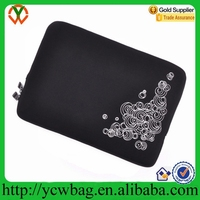 Wholesale high quality promotional tablet sleeve neoprene laptop sleeve