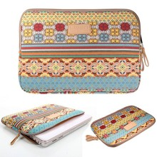 New Fashion Women Canvas Ultrabook Laptop Bag For 12.5 inch laptop SV018032