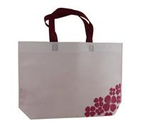 Promotional foldable custom 80gsm non woven shopping bag
