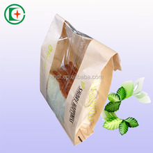China sale toast paper bags cheap price export to Europe America pack bag