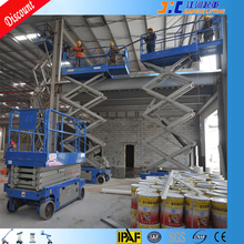 Famous Brand Indoor Easily Operated Hydraulic Scissor Lifts