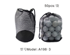 2015 new mesh bag & drawstring nylon mesh bag