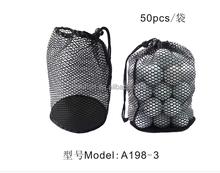 2015 new mesh bag & drawstring nylon mesh bag