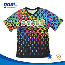 New 2016 customized 100%polyester cheap sublimation soccer jersey