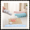 White bear plastic ice cube tray christmas silicone ice cube tray