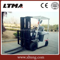 LTMA 2 ton 3 ton 4 ton gasoline forklift with nissan engine