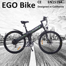 Flash 26'' new chopper most powerful electric motorcycles bicycle bike