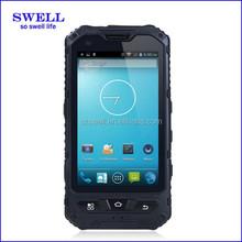 2015 new ip67 waterproof 4inch gps dual sim rugged phone a8 NFC oem handheld phone