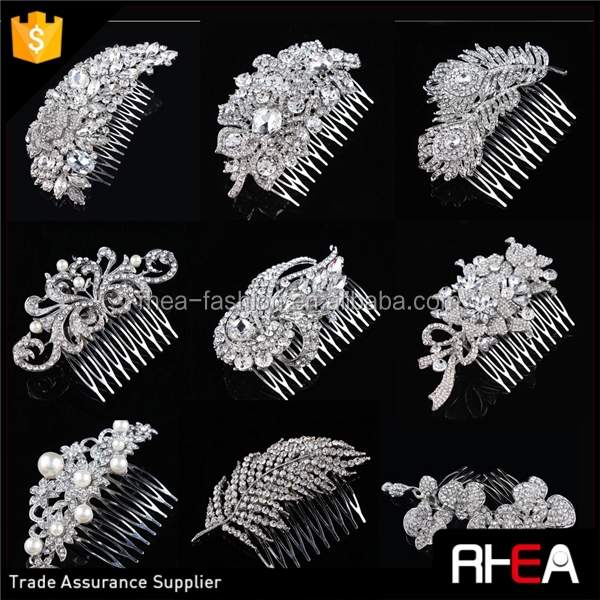 wholesale wholesale wedding hair accessories bridal hair comb