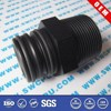 Custom rubber parts molded rubber fittings