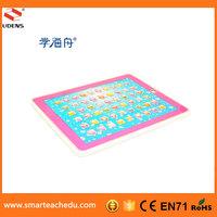 China Suppliers Education Toy Stores , Very Cheap English Learning Tablet Machine For Christmas 2015