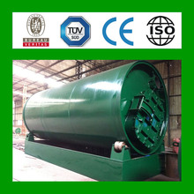 8th generation old tyre recycling machine with 10years experience