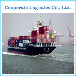 GUAGNZHOU best and top sea freight service to canada