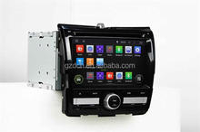 android car dvd radio for Honda New city quad core 1G+16G WS-9032
