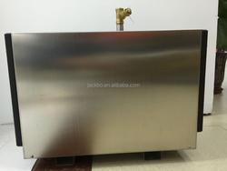 2015 luxury mini 3kw electric manual steam generator
