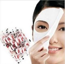 Free Shipping 100pcs/Lot Skin Face Care DIY Facial Paper Compressed Facial Masque Mask