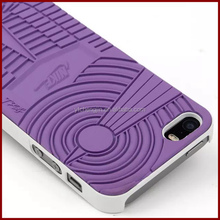 Jordan 1 Purple sole design 3d phone case jordan