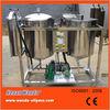 easy operation mini oil refinery machine for sale