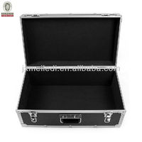 MLDGJ43 Fashion High Quality black aluminum case for carrying Briefcase