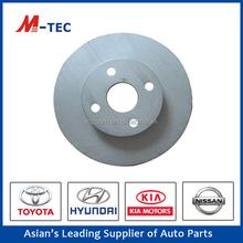 Brake disc 43512-12610 used for Toyota Corolla gokart dis brake