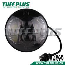 "Black 5"" Round Motorcycle LED Headlight For Harley Davidson"