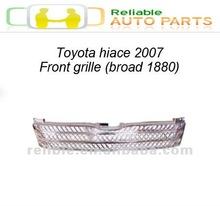 Toyota hiace 2005 2007 parrilla delantera ( amplia 1880 )