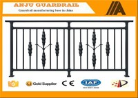 China factory of easy install Decorative balcony guardrail fence YT008