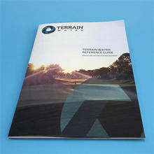 High Quality Booklet Print Pamphlet/Brochure/Magazine/Catalogue full Color Booklet Printing