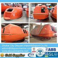 Enclosed Used Lifeboat Free Fall Lifeboat used lifeboat for sale