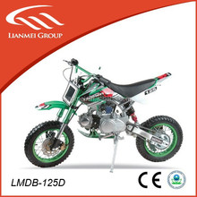 Hot-selling 125cc dirt bike type with advanced configuration