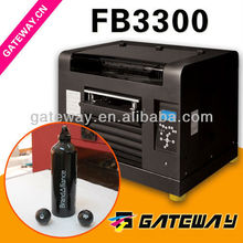 Bottle/gulf ball/pen Printing A3 Format Digital Flatbed Printer FB3300