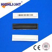 Hot selling Highlight EAS acousto magnetic label AL001 eas strip