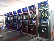 Good News!! Soft Tip Darts machine /Entertainment Online Dart Machine