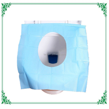 Potty Bathroom Toilet Seat Cover / Disposable Toilet Mat / Travel Hotel Hospital Bathroom Toilet Mat Cover