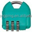 combination locks with zinc alloy (J-8005)