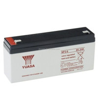 YUASA battery 6V3ah, yuasa battery prices China manufacturer battery for ups