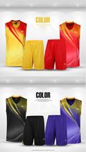 2015 high quality European basketball uniform design bright color sublimation basketball uniform image