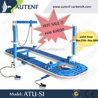 CE proved and good quality with I-beam material AUTENF ATU-SI frame machine chassis liner