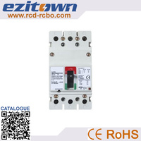 Chinese high quality mccb moulded case circuit breakers